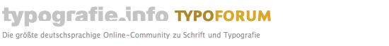 typografieforum
